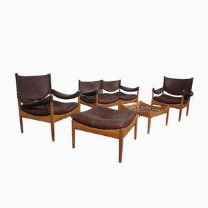 Set da salotto Modus di Kristian Vedel per Soren Willadsen, 1963