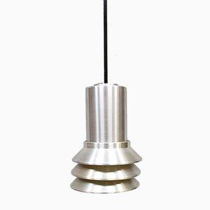 Lampe à Suspension Mid-Century Moderne Aluminium de Hans-Agne Jakobsson AB Markaryd