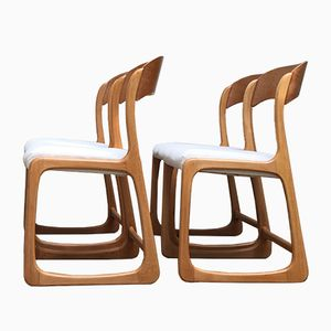 Vintage Chairs from Baumann, Set of 4