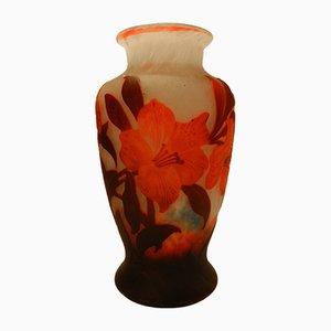 Vase en Verre de Muller Fréres