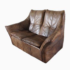 Denver Leather Sofa by Gerard van den Berg for Montis, 1970s