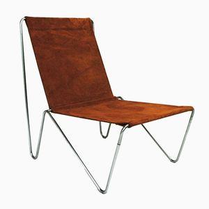 Dänischer Vintage Bachelor Stuhl von Verner Panton für Fritz Hansen