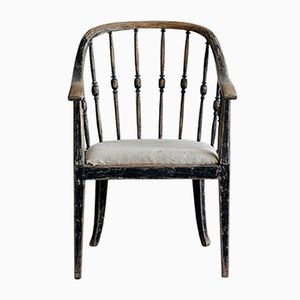 Vintage Swedish Armchair, 1920s