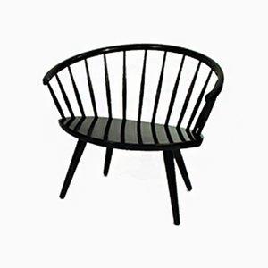 Vintage Arka Chair by Yngve Ekstrom for Stolfabriks AB