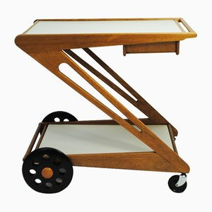 Vintage Mobilo Trolley by Cees Braakman for Pastoe