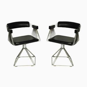 Side Chairs by Rudi Verelst Delta for Novalux, Set of 2