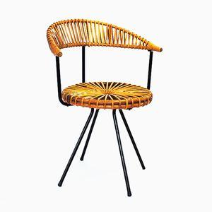 Chaise d'Appoint Vintage par Dirk van Sliedregt