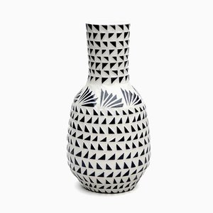 Dazzle Fan Vase by Dana Bechert