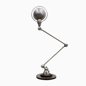 Französische Industrielle Mid-Century Lampe von Jieldé