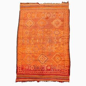Large Chiadma Moroccan Carpet, 1960s