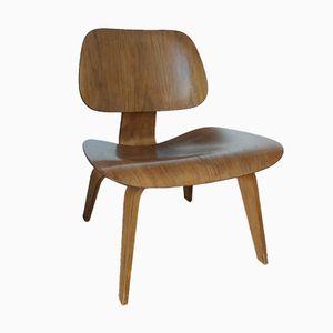 Amerikanischer LCW Stuhl von Charles & Ray Eames für Herman Miller, 1950er