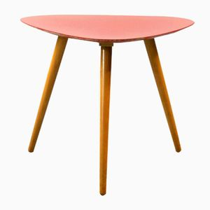 Mid-Century Tripod Coffee Table from Steiner