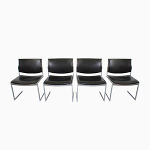 Model JK 770 Chairs by Jørgen Kastholm for Kill International, 1970, Set of 4