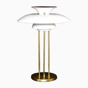 Dänische Vintage PH5 Tischlampe von Poul Henningsen für Louis Poulsen