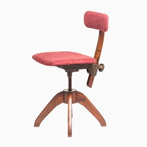 Chaise de Bureau Vintage d'Åtvidabergs, Suède