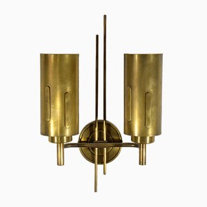 Italian Mid-Century Wall Lights, Set of 2