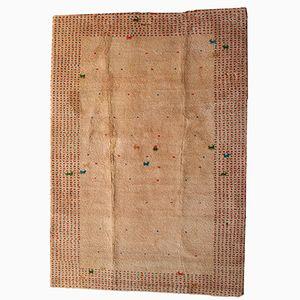 Handgemachter Persischer Vintage Gabbeh Teppich, 1970er