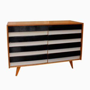Mid-Century Chest of Drawers by Jiri Jiroutek for Interier Praha, 1960s