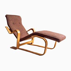 Chaise longue Bauhaus di Marcel Breuer per Knoll, anni '70