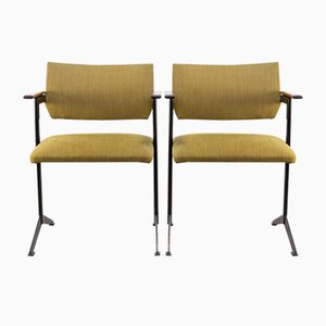 Ariadne Series Chairs by Friso Kramer for Auping, 1960s, Set of 2
