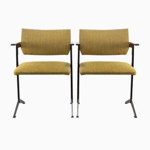 Ariadne Series Stühle von Friso Kramer für Auping, 1960er, 2er Set