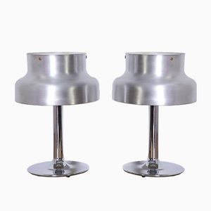 Desk Lights by Anders Pehrson for Ateljié Lyktan, 1960s, Set of 2
