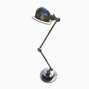 Two-Armed Table Lamp by Jean-Louis Domecq for Jieldé, 1950s