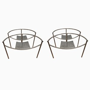 Vintage Dr. Sondebar Chairs by Philippe Starck for XO, Set of 2