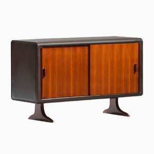 Vintage Danish Office Sideboard