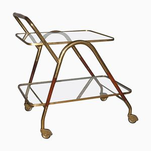 Bar Cart by Cesare Lacca, 1960s