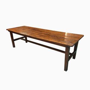 Antique Elm Farmhouse Table