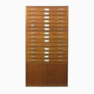 Vintage Dutch Talens Dresser