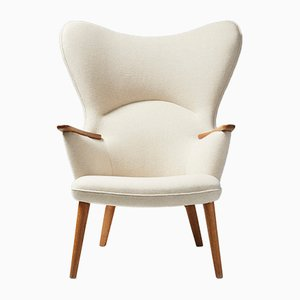 AP-28 Mama Bear Chair by Hans J. Wegner, 1954