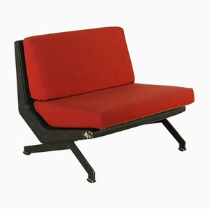 Vintage Armchair by Giulio Moscatelli for Formanova