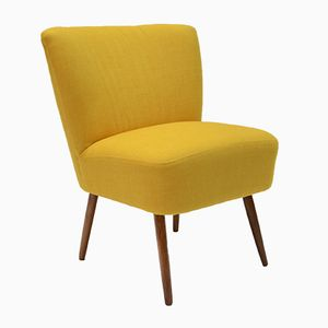 Chaise Cocktail Jaune, 1950s