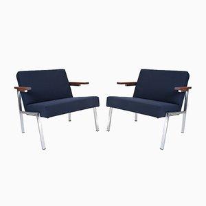 Dutch SZ66 Easy Chair by Martin Visser for Spectrum, 1960s