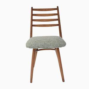 Grün Melierter Polnischer Stuhl, 1960er