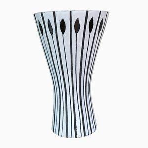 Große Diabolo Vase von Roger Capron, 1957