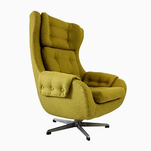 Swivel Armchair from UP Zavody Rousinov, 1970s