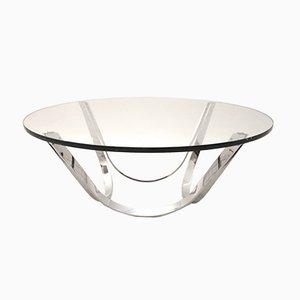 Table Basse Mid-Century Moderne par Roger Sprunger pour Dunbar, 1960s
