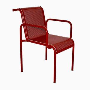 Red Garden Chair from Sonett, 1970s