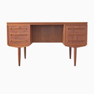 Danish Desk by J. Svenstrup for A.P. Møbler, 1960s