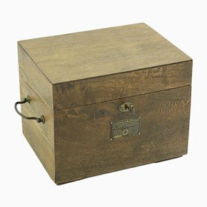 Antique Square Trunk