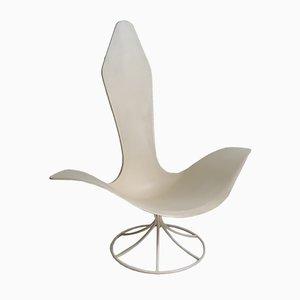 Vintage Tulip Stuhl von Erwine & Estelle Laverne für Laverne International