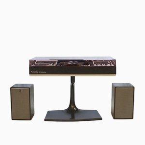 Vintage Dual 1222 Stereo Plattenspieler von Rosita