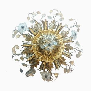 Ceiling Light from Maison Bagues, 1960s