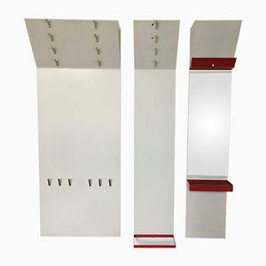 Dreiteilige Garderobe von Tjerk Reijenga für Pilastro, 1960er