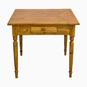 Antique Small Kitchen Table