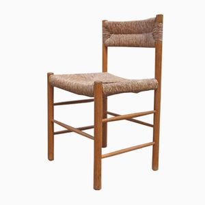 Vintage Dordogne Chair by Charlotte Perriand for Chapo