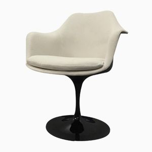 Mid-Century Tulip Armchair by Eero Saarinen for Knoll